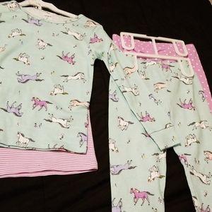 New Carter's Pajama Sets